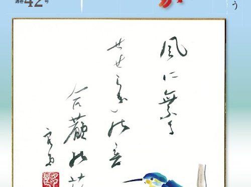 季刊俳誌東京ふうが 通巻42号 平成27年夏季号